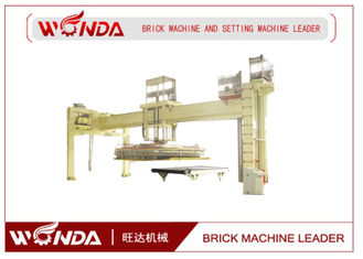 Load Fly Ash Solid Automatic Brick Machine?Construction Green Blocks Setting Device ZMP - 3T