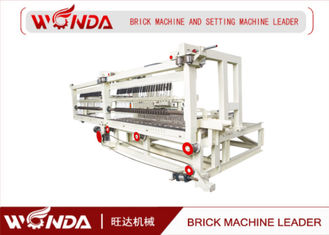 China QP280 Fly Ash Fired Clay Brick Cutting Machine?Steel Material Auto Method supplier
