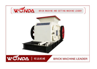 Fired Clay Brick Roller Fine Small Rock Crushing Machine In Block Production Plant