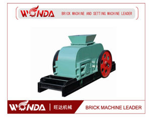 China GS 600 × 500 Steel Automatic Fly Ash Green Off-white All Steel Brick Crushing Machine supplier