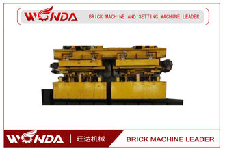 Electric Motor Automatic Brick Stacking Machine With Exclusive Wheel Gear
