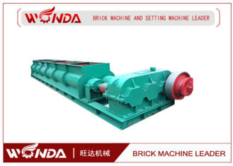 China SJ 4000 Double Shaft Mixer , Small Clay Mixer?Red Brick Production Line Applied supplier