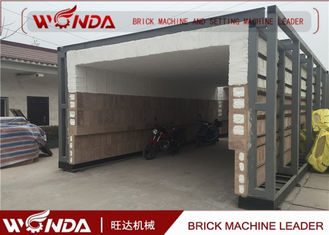 Assembly Brick Kiln Machine Coal Natural Gas Oil Fuel Energy - Saving Heat Cycle?