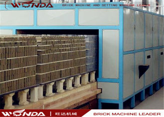 Brick Production Line Processing Clay Brick Kiln Types?Easy Maintenance?
