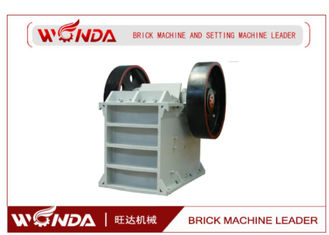 All Steel Hard Concrete Jaw Stone Crusher?Fully Automatic 250r/ Min Rotate Speed