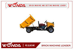 China Color Optional Mini Truck Dumper?Steel Material Strong Carrying Ability supplier