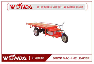 Automatic Reversing Brick Delivery Cart /11-15 Lnch 7/8/9 Width Electric Driving 7-12 Plate Thicken adobe move car