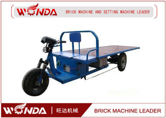 Electric Wet Fired Battery Brick Delivery Cart for Clay Brick