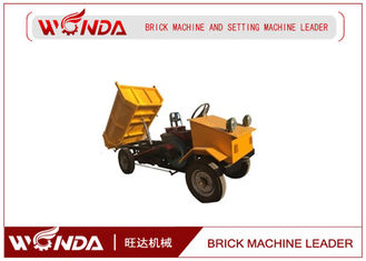 No Pollution Electric Delivery Tricycle?Mini Dumper For Brick Transfer 60-80km/h Speed