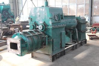 Hydraulic Press Clay Brick Production Line With Three Same Size Oil Cylinder