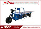 China Electric Wet Fired Battery Brick Delivery Cart for Clay Brick company