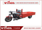 ZY150 Mini Hydraulic Truck Three Wheel Cargo Motorcycle?1KW Motor 1-10t Load Capacity