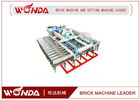 China Fly Ash Porous Automatic Brick Setting Machine Non - Finished Pneumatic MPJ 360 company