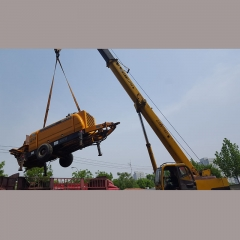 Zoomlion Concrete Trailer Pump